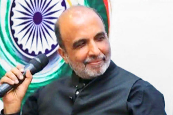 Sanjay Jha suspended from Congress for anti-party activities and breach of discipline
