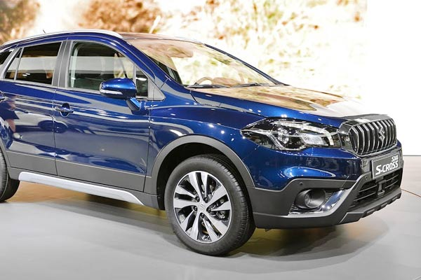 Maruti Suzuki  flagship SUV will be launched in India on July 29