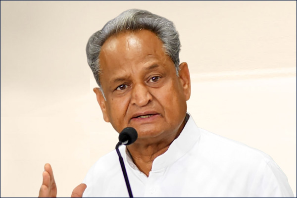 Nobody knew that a person with such innocent face will do such thing CM Ashok Gehlot on Sachin Pilot