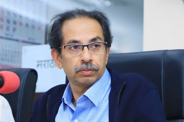 Uddhav Thackeray said  I am not Donald Trump I cannot see people suffering