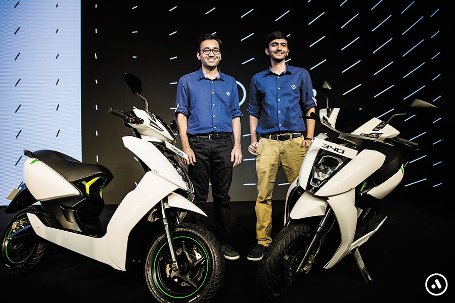 Hero MotorCorp infuses Rs 84 Cr in Ather Energy