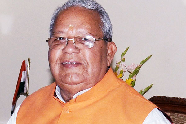 What agency should be contacted for Governor security Kalraj Mishra asks CM Ashok Gehlot
