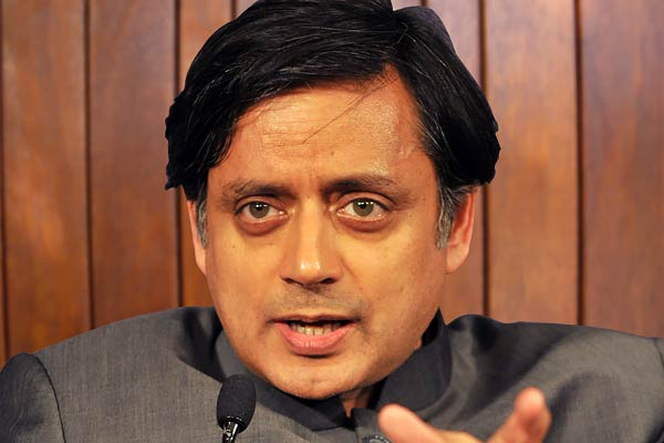 Lord Ram not the property of BJP says Congress Shashi Tharoor