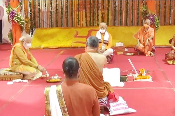 Ayodhya Ram Temple ceremony viewed widely across the world