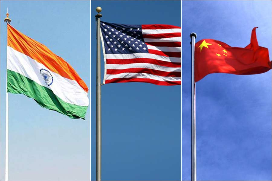 Along with India-US proposal of criticism against China in Senate on LAC dispute