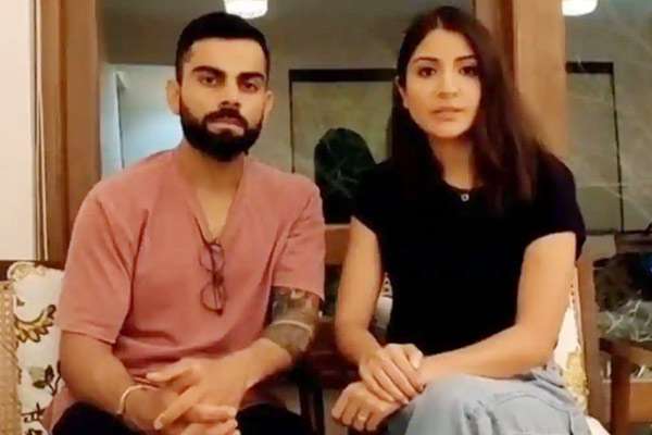 Anushka Sharma & Virat Kohli becomes only Indian couple being followed by Instagram