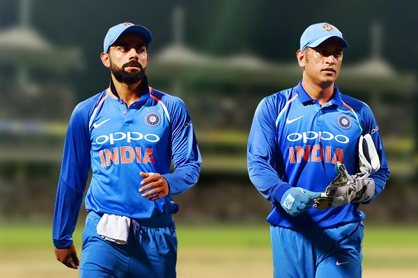 Will always be grateful to MS Dhoni for reposing faith in me says Virat Kohli