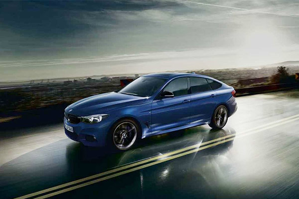 BMW launches Gran Turismo new Shadow Edition in 3 Series