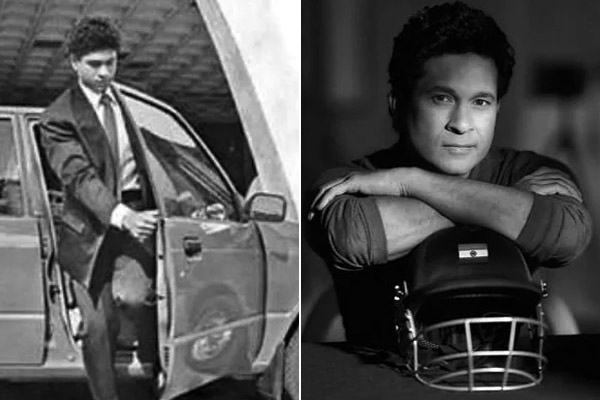 I would love to have it back again Sachin Tendulkar asks fans to find his first car Maruti 800