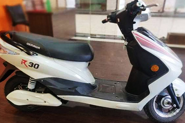 Okinawa Scooters launched R30 electric scooter in India