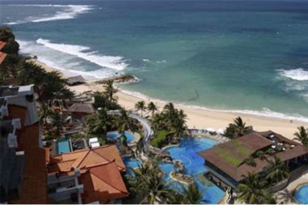 Bali island of Indonesia closed for foreign tourists this year