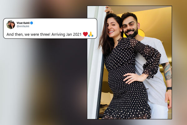 Virat and Anushka pregnancy post gained 15.3 million likes on Instagram in just 24 hrs, became most-