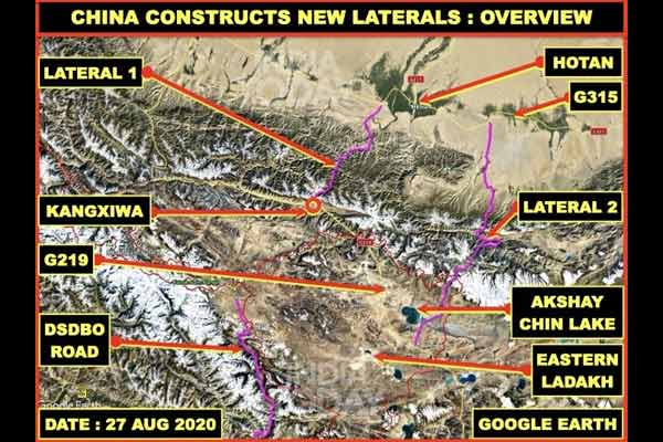 China starts construction of new roads near Ladakh 1962 flashpoint