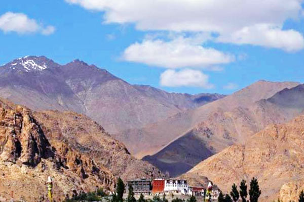 Firing Incident at Ladakh