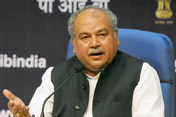 Agriculture Minister Narendra Singh Tomar about Agriculture Bill