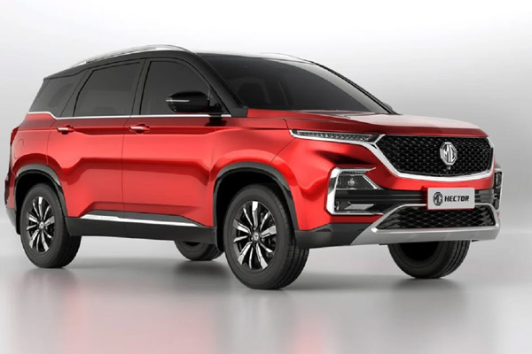 Mg Hector Dual Delight Launched