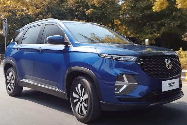 MG Hector Delight