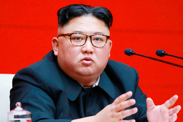 Kim Jong to build thousands of new homes