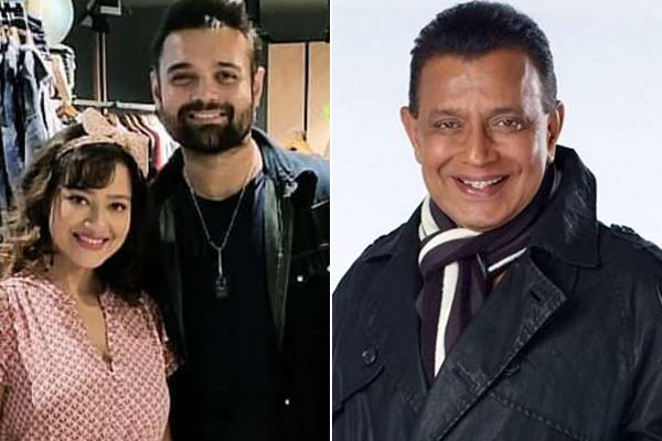 Son and wife of Mithun Chakraborty booked