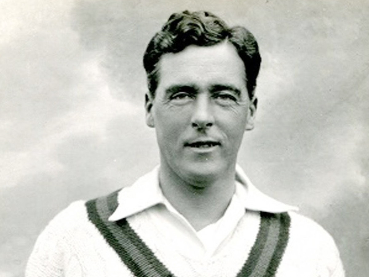 The English Cricketer