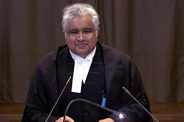 Harish Salve to marry second time