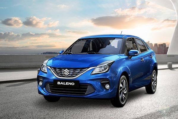 Maruti Suzuki Baleno Sales In India