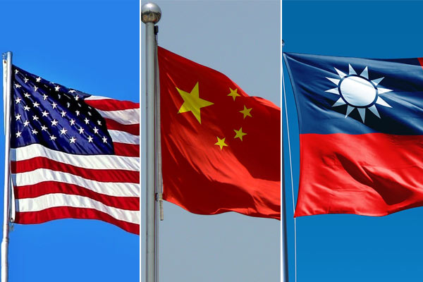 China Breaks Its Promises Related To Hong Kong And Taiwan Says Us