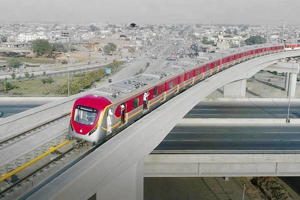 Higher payment to Chinese in Lahore Metro