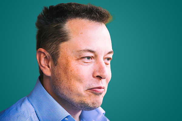 Elon Musk is now third richest person