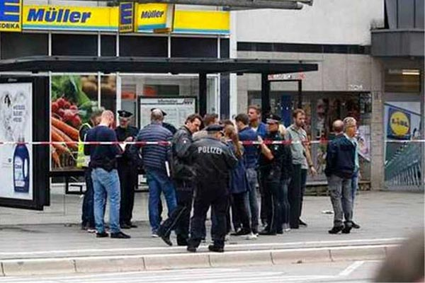 Germany stabbing attack