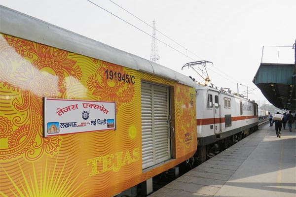 Corporate Train Tejas Ceased Operations From Today