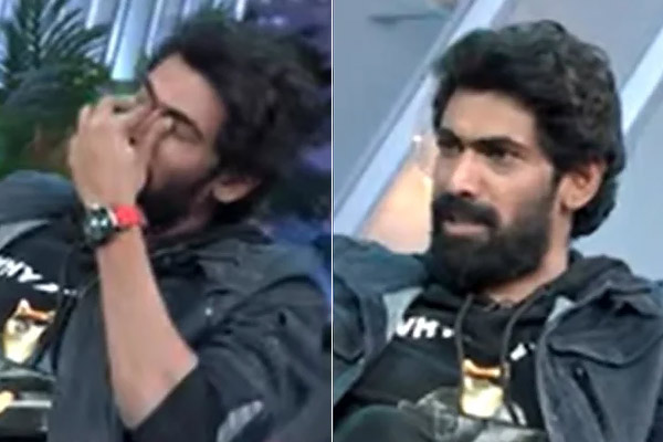 Rana Daggubati Reveals In Samantha Prabhu Chat Show About His Health