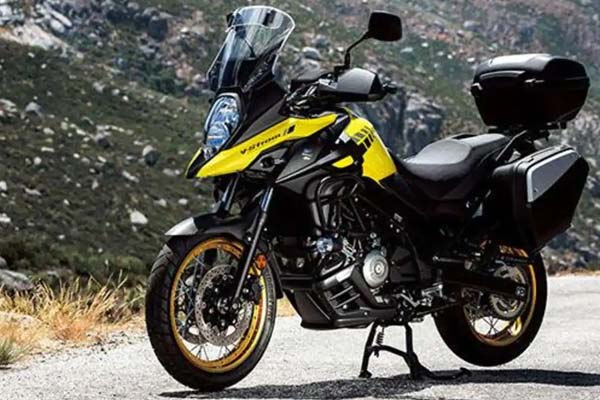 Suzuki V Strom 650 XT BS6 Launched In India