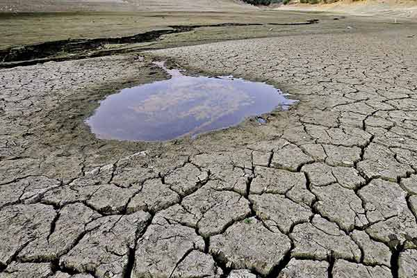 3 billion people affected by water shortages