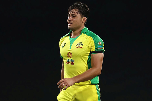 Stoinis Doubtful For 2nd ODI After Picking Side Injury