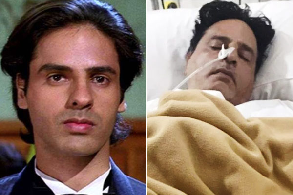 Now the improvement in the health of actor Rahul Roy