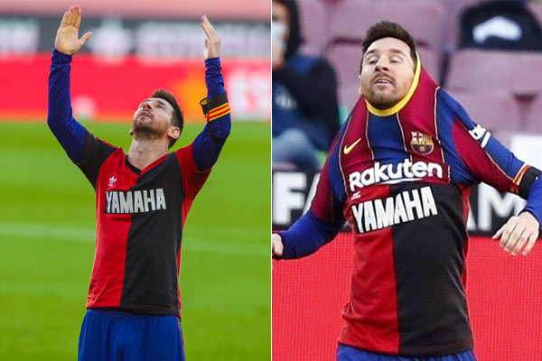 Lionel Messi Fined 600 Euros for Tribute to Diego Maradona During Barcelona vs Osasuna