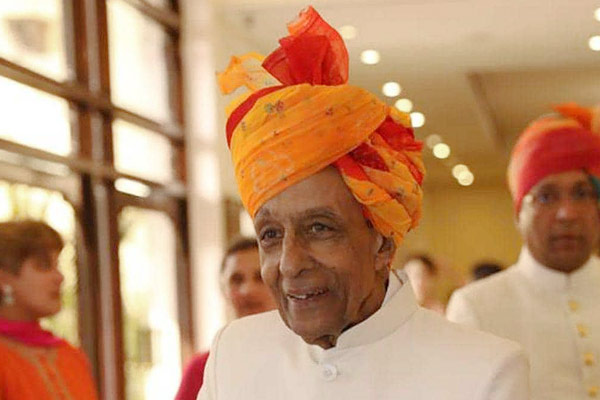 Former Jaipur Maharaja passes away due to Covid-19 complications