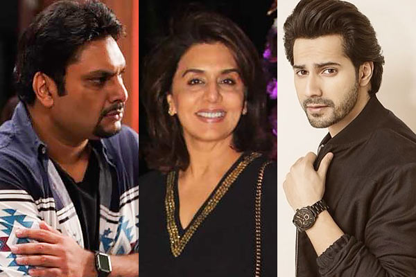 Neetu Kapoor Varun Dhawan And Director Raj Mehta Have Tested Positive For COVID 19