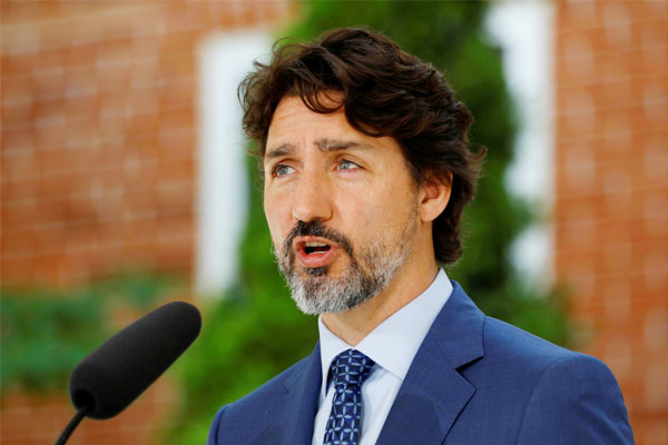 BJP slams Trudeau