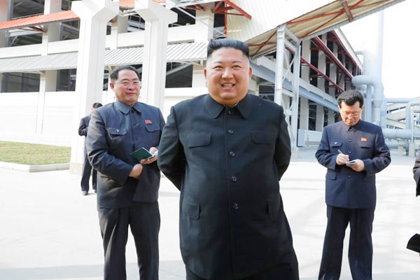 Kim Jong Un Publicly Executes Citizen By Firing Squad For Breaking Coronavirus Restriction Rules In