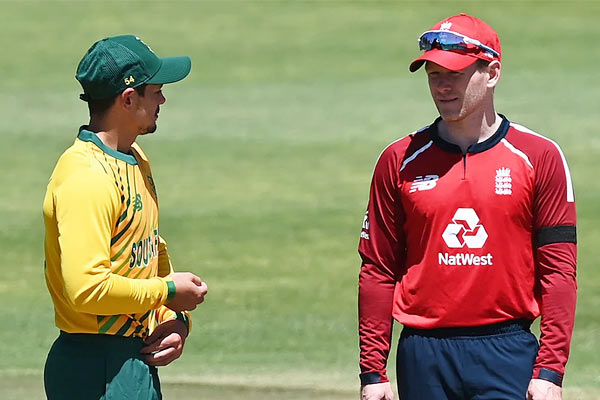 South Africa And England ODI
