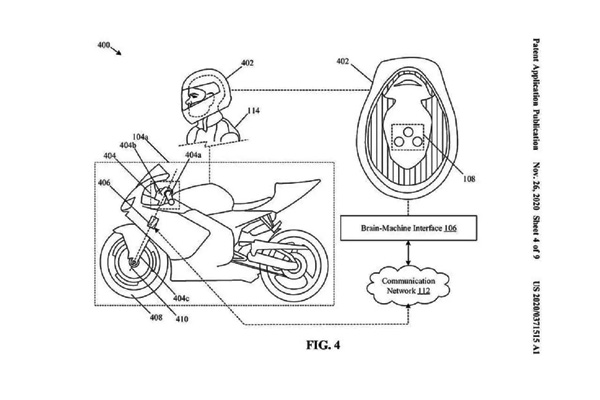 Honda is working on Hyper advance mind control motorcycle technology