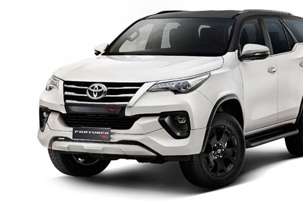 Fortuner TRD Edition