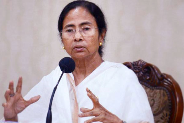 West Bengal CM Mamata Banerjee Slams BJP For Trying To Import AIMIM In Bengal To Sharpen Communal Po
