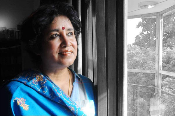 Taslima Nasreen said to Mamta that Muslim voters are not your property
