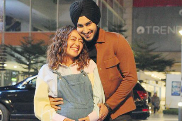 Is Neha Kakkar pregnant? Two months after marriage, the picture was shared with Baby Bump, husband R