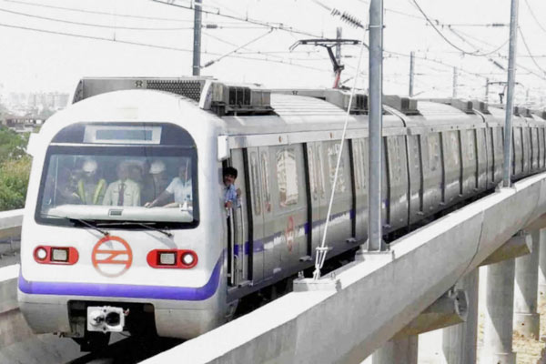 Metro Services Will Be Affected From Rajiv Chowk To University Tomorrow Morning
