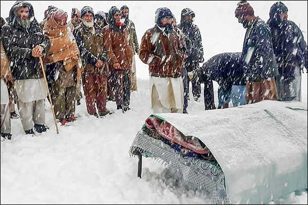 The Harsh Winter In Jammu Broke Many Record Mid-December Coldest In 38 Years