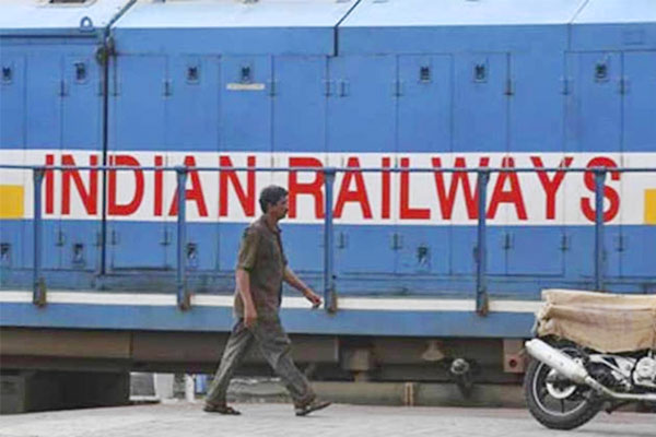 Loss To Railways Due To Farmers Protest
